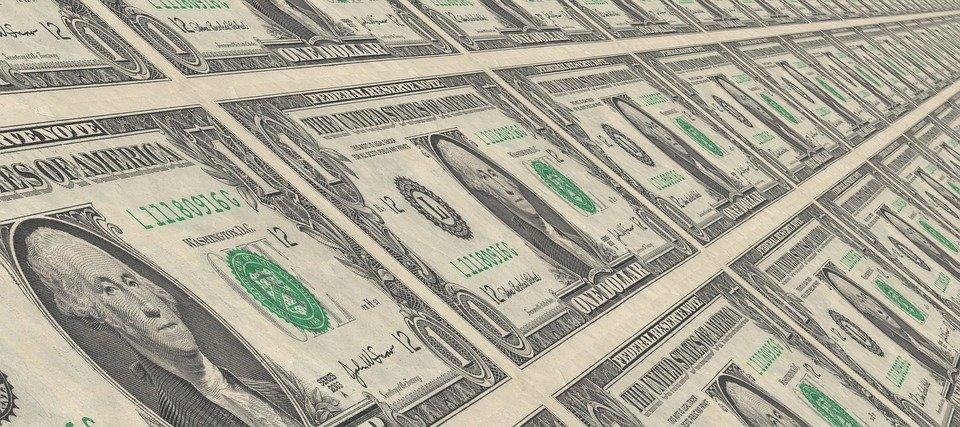 外貨預金、増加中!!
